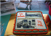 City Hall Dedication Cake