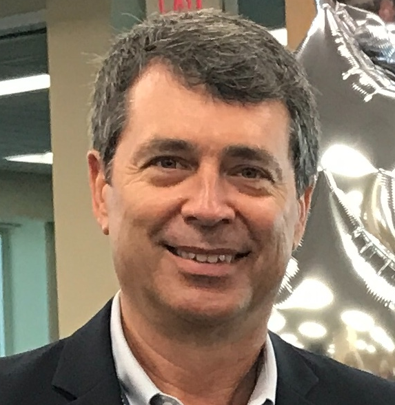 photograph of Eric Menger - Airport Director