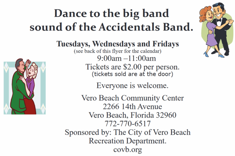 Accidentals Band Ad