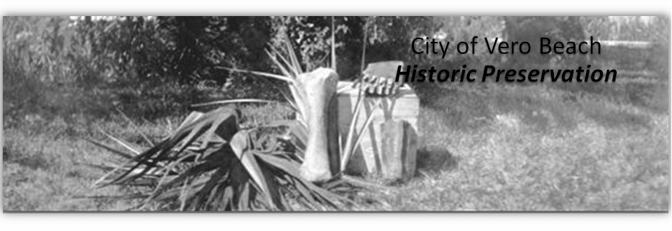 Historic Preservation - Archaeology Banner