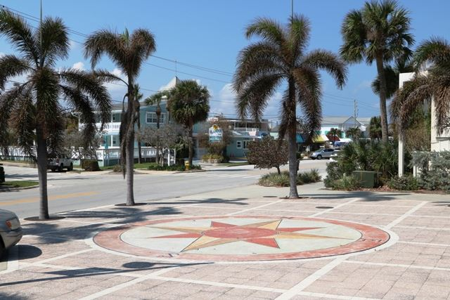 photo of ocean driveand the sidewalk star