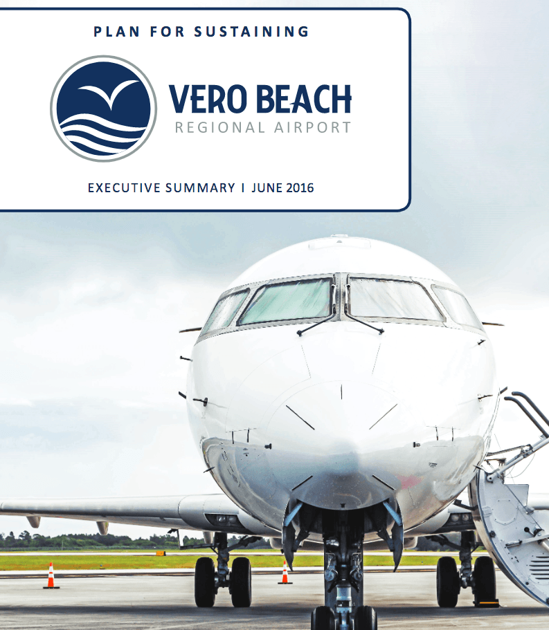 COVB Regional airport executive summary PDF file link